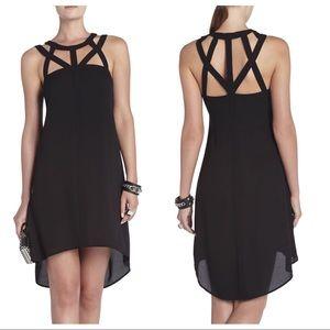 """BCBGMaxazria """"Babette"""" Lightweight Cutout dress"""